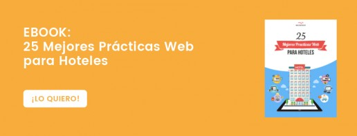 Mejores prácticas web para hoteles