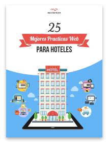 Ebook 25 mejores prácticas web para hoteles